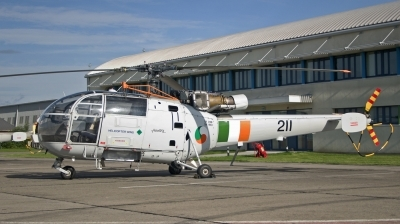 Photo ID 10859 by Maarten Peters. Ireland Air Force Aerospatiale SA 316B Alouette III, 211