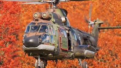 Photo ID 85643 by Alex van Noye. Netherlands Air Force Eurocopter AS 532U2 Cougar MkII, S 440