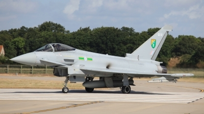 Photo ID 85682 by Lars Kitschke. UK Air Force Eurofighter EF 2000 Typhoon F2, ZJ925