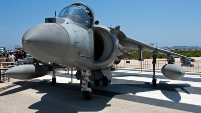 Photo ID 85681 by Jan Eenling. Spain Navy McDonnell Douglas EAV 8B Harrier II Plus, VA 1B 27