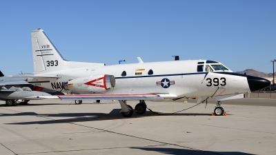 Photo ID 85942 by Mark Munzel. USA Navy North American T 39D Sabreliner, 150992