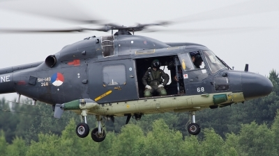 Photo ID 86375 by Koen Leuvering. Netherlands Navy Westland WG 13 Lynx SH 14D, 268
