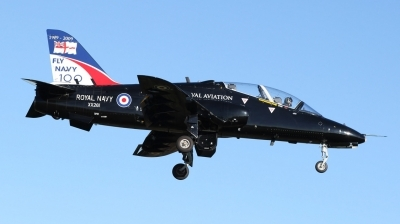 Photo ID 86163 by Mike Griffiths. UK Navy British Aerospace Hawk T 1A, XX261