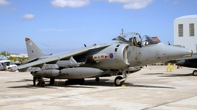 Photo ID 86358 by Mark. UK Air Force British Aerospace Harrier GR9A, ZG472