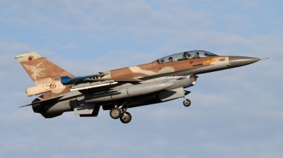 Photo ID 86259 by Giampaolo Tonello. Israel Air Force General Dynamics F 16D Fighting Falcon, 022