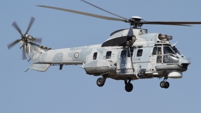 Photo ID 86506 by Lars Kitschke. Greece Air Force Eurocopter AS 332C 1 Super Puma, 2584