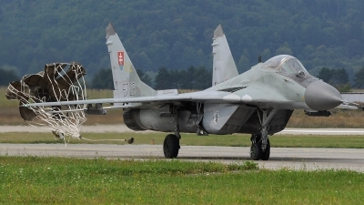 Photo ID 86491 by Roman Mr.MiG. Slovakia Air Force Mikoyan Gurevich MiG 29AS, 6728