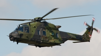 Photo ID 86513 by Lieuwe Hofstra. Germany Army NHI NH 90 TTH, 78 04