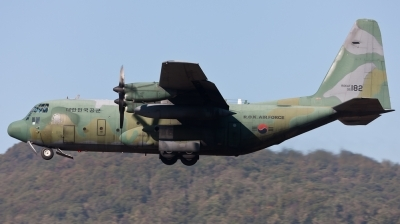Photo ID 86573 by Andreas Zeitler - Flying-Wings. South Korea Air Force Lockheed C 130H Hercules L 382, 05 182