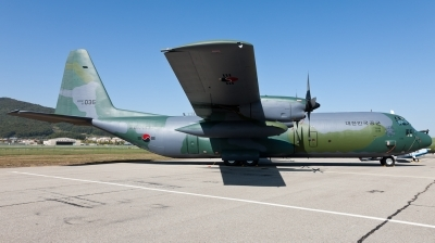 Photo ID 86574 by Andreas Zeitler - Flying-Wings. South Korea Air Force Lockheed C 130H 30 Hercules L 382, 55 036