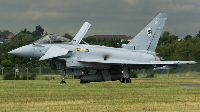 Photo ID 87147 by rob martaré. UK Air Force Eurofighter EF 2000 Typhoon FGR4, ZJ924