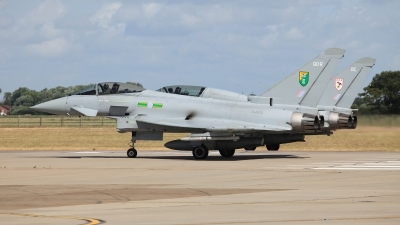 Photo ID 86798 by Lars Kitschke. UK Air Force Eurofighter EF 2000 Typhoon F2, ZJ925