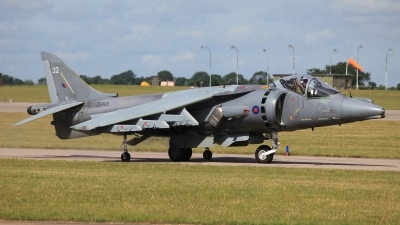 Photo ID 86669 by Lars Kitschke. UK Air Force British Aerospace Harrier GR9, ZD403