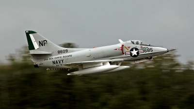 Photo ID 86745 by David F. Brown. Private Warbirds Heritage Foundation Douglas A 4C Skyhawk, N49WH
