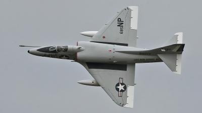 Photo ID 86746 by David F. Brown. Private Warbirds Heritage Foundation Douglas A 4C Skyhawk, N49WH