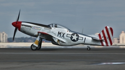 Photo ID 87053 by David F. Brown. Private Private North American P 51D Mustang, N351MX