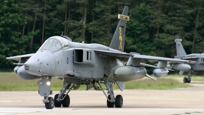 Photo ID 11023 by Craig Pelleymounter. UK Air Force Sepecat Jaguar GR3A, XZ392