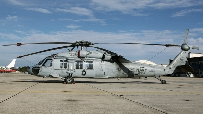 Photo ID 87141 by David F. Brown. USA Navy Sikorsky MH 60S Knighthawk S 70A, 166352