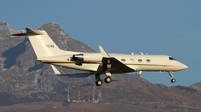 Photo ID 86875 by Giampaolo Tonello. USA Army Gulfstream Aerospace C 20E Gulfstream III, 87 0140