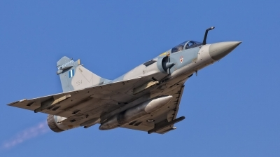 Photo ID 86905 by Alex Methenitis. Greece Air Force Dassault Mirage 2000 5EG, 554