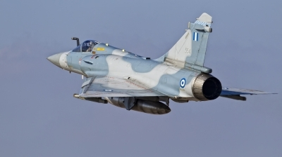 Photo ID 87175 by George Tsialtas. Greece Air Force Dassault Mirage 2000 5EG, 554