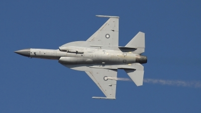 Photo ID 86988 by David Marshall. Pakistan Air Force Pakistan Aeronautical Complex JF 17 Thunder, 11 134