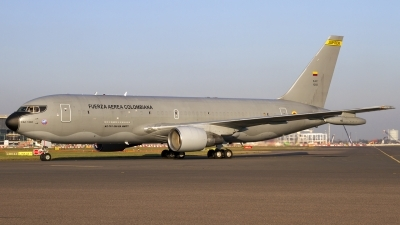 Photo ID 87086 by Chris Lofting. Colombia Air Force Boeing KC 767 767 2J6 ER MMTT, FAC1202