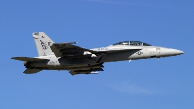 Photo ID 87103 by David F. Brown. USA Navy Boeing F A 18F Super Hornet, 165674