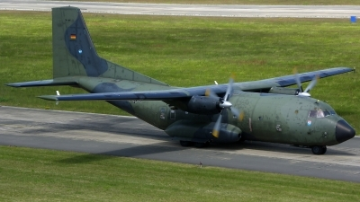 Photo ID 87481 by Jan Czonstke. Germany Air Force Transall C 160D, 50 58