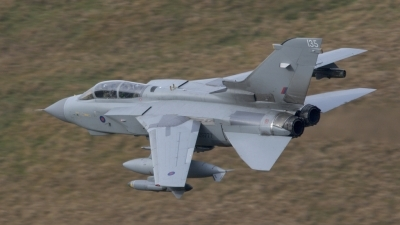 Photo ID 11111 by Tom Gibbons. UK Air Force Panavia Tornado GR4, ZG777