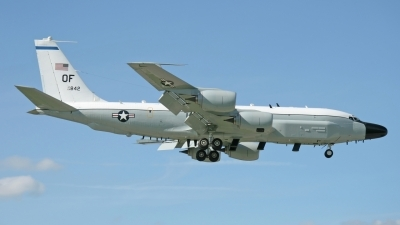 Photo ID 11114 by Jason Grant. USA Air Force Boeing RC 135V 739 445B, 64 14842