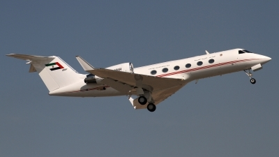 Photo ID 87543 by David Marshall. United Arab Emirates Government Gulfstream Aerospace G 1159C Gulfstream IV, A6 HHH