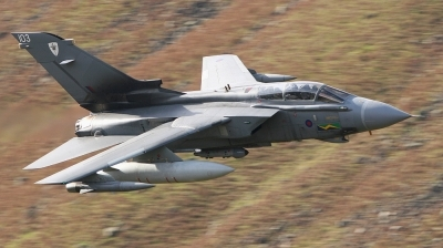 Photo ID 11118 by Paul Cameron. UK Air Force Panavia Tornado GR4, ZD811