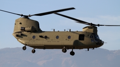 Photo ID 87640 by Giampaolo Tonello. USA Army Air Force Boeing Vertol CH 47F Chinook, 09 08071