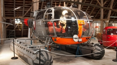 Photo ID 88383 by Jan Eenling. Denmark Navy Sud Aviation SE 3160 Alouette III, M 388