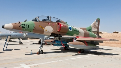 Photo ID 87747 by Andreas Zeitler - Flying-Wings. Israel Air Force McDonnell Douglas TA 4H AhitM, 720