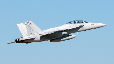 Photo ID 87833 by Andrew Thomas. USA Navy Boeing F A 18F Super Hornet, 166658