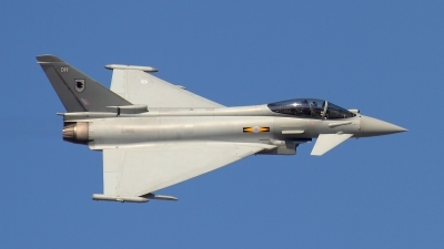 Photo ID 87797 by David Marshall. UK Air Force Eurofighter EF 2000 Typhoon FGR4, ZJ942