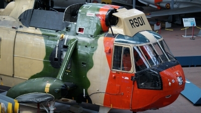 Photo ID 88096 by kristof stuer. Belgium Air Force Westland Sea King Mk48, RS01