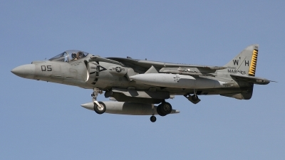 Photo ID 87886 by David F. Brown. USA Marines McDonnell Douglas AV 8B Harrier ll Plus, 166288