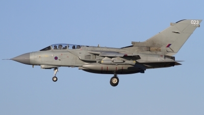 Photo ID 88001 by Chris Lofting. UK Air Force Panavia Tornado GR4, ZA456