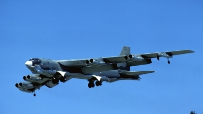 Photo ID 88077 by Alex Staruszkiewicz. USA Air Force Boeing B 52H Stratofortress, 61 0003