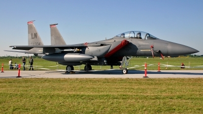 Photo ID 88204 by Jan Eenling. USA Air Force McDonnell Douglas F 15E Strike Eagle, 91 0334