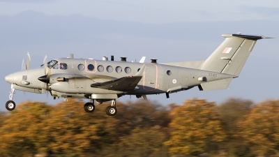 Photo ID 88196 by Chris Lofting. UK Air Force Beech Shadow R1 Super King Air 350ER, ZZ419