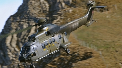 Photo ID 89408 by Martin Thoeni - Powerplanes. Switzerland Air Force Aerospatiale AS 332M1 Super Puma, T 315