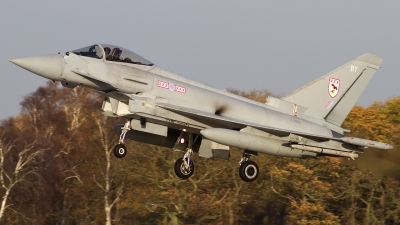 Photo ID 88372 by Chris Lofting. UK Air Force Eurofighter EF 2000 Typhoon FGR4, ZJ915