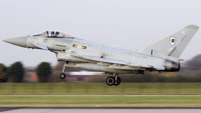 Photo ID 88374 by Chris Lofting. UK Air Force Eurofighter EF 2000 Typhoon FGR4, ZJ919