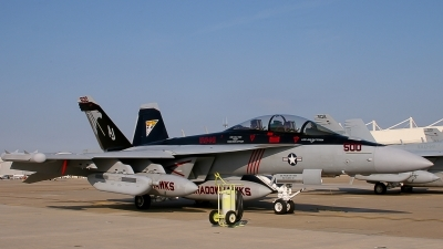 Photo ID 89530 by Andy Backowski. USA Navy Boeing EA 18G Growler, 166928