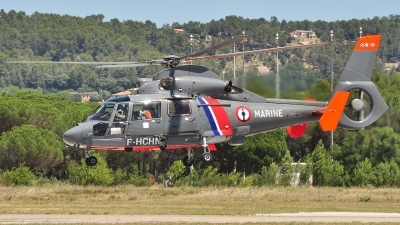 Photo ID 88615 by Devid Ryckewaert. France Navy Eurocopter AS 365N 3 Dauphin 2, F HCHN