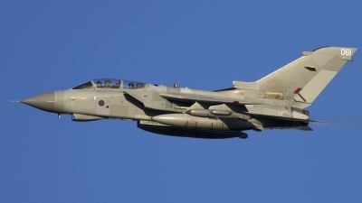 Photo ID 88681 by Chris Lofting. UK Air Force Panavia Tornado GR4, ZA595